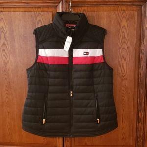 NEW Tommy Hilfiger sport quiltedpuffer vest